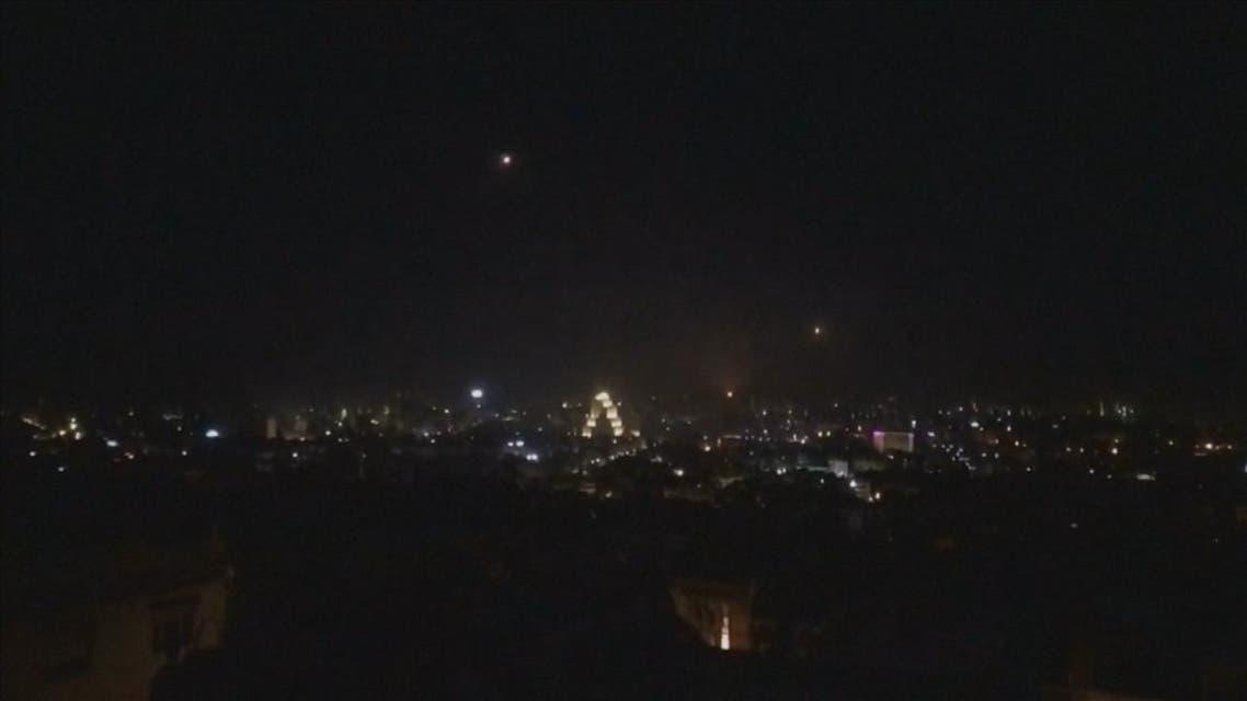 إسرائيل تقصف مواقع الحرس الثوري في سوريا