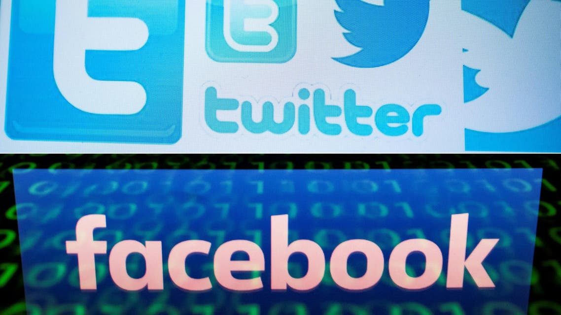 Russia's communication watchdog said on Monday it was opening administrative proceedings against  Twitter and Facebook for failing to explain how they plan to comply with local data laws. (File photo: AFP)