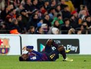 برشلونة يفقد ديمبيلي لمدة 6 أشهر
