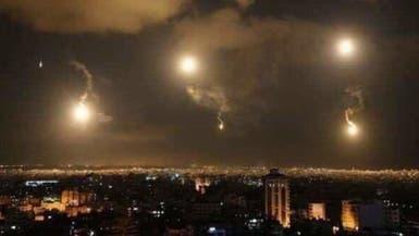 روسيا: 4 من قوات النظام قتلوا في الهجوم الإسرائيلي