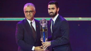 """عمر خربين.. توج بجائزة أفضل """"آسيوي"""" واختفى بعدها"""