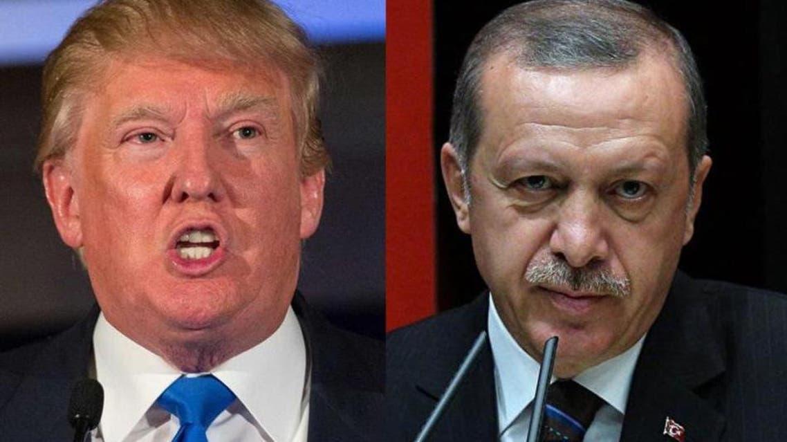 Trump and Tayyab