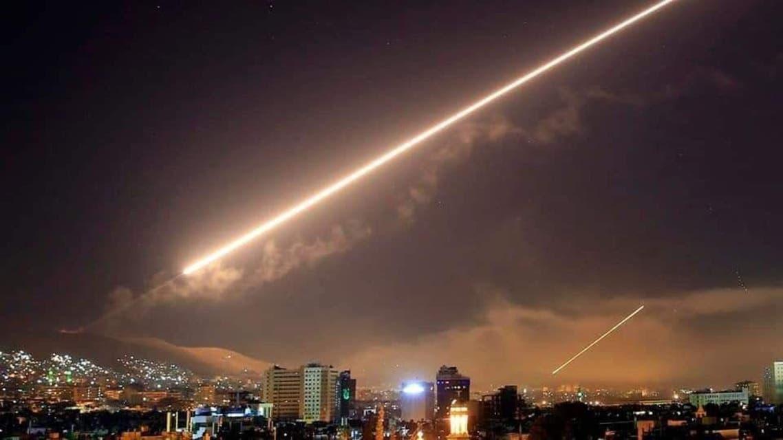 اسرائیل مواضع سپاه قدس ایران در سوریه را بمباران کرد