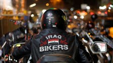 No politics please for 'Iraq Bikers' aiming to unite country