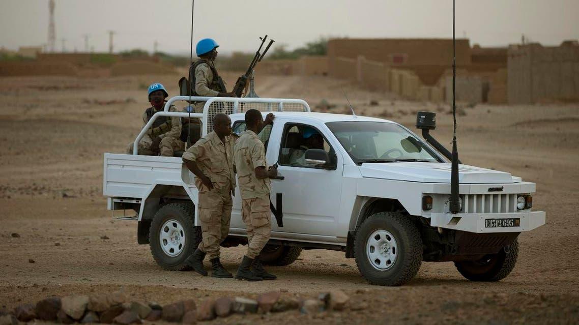 UN mission in Mali (AP)