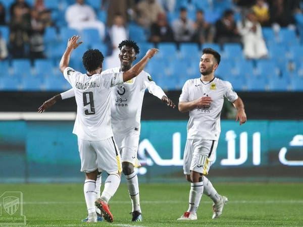 حمدالله ورومارينيو ينقلان النصر والاتحاد إلى دور الـ8