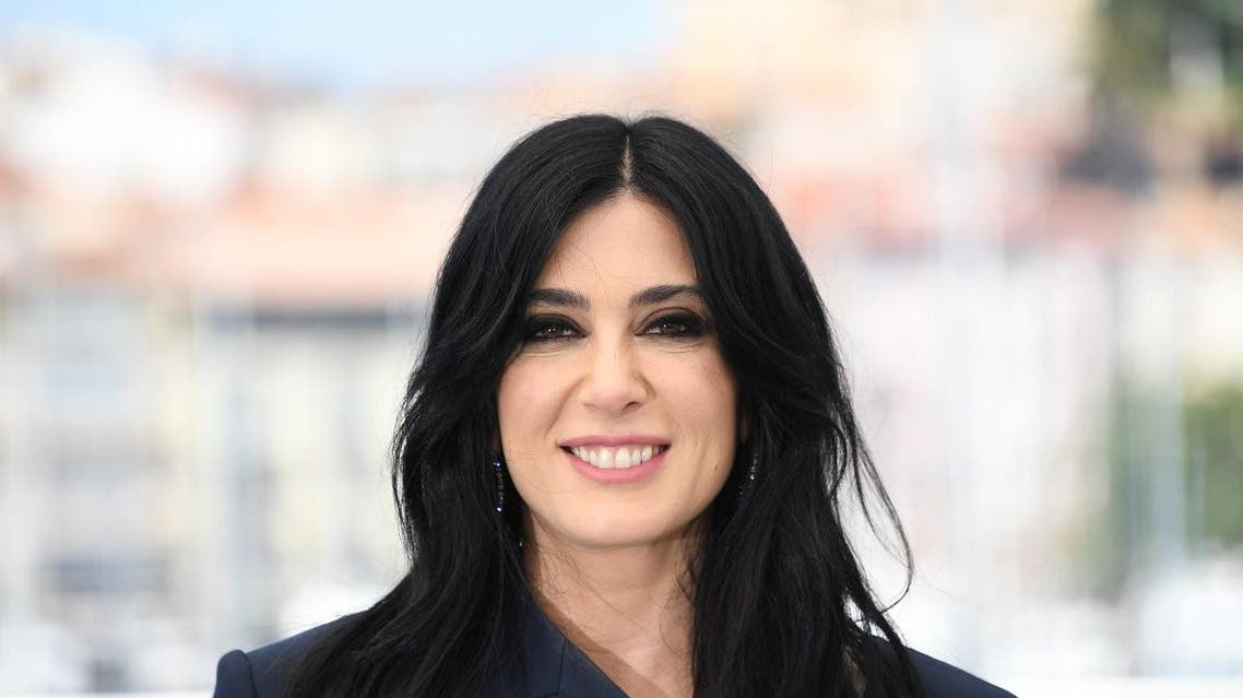 Nadine Labaki poses during a photocall for Capharnaum at the 71st edition of the Cannes Film Festival in Cannes. (AFP)