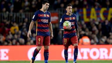 سواريز: قد ألعب مع نيمار في برشلونة مجدداً