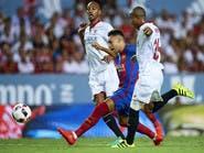 منير الحدادي يغيب عن مواجهة فريقه السابق برشلونة