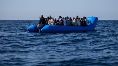 144 مهاجراً أنقِذوا بالمتوسط.. وأرسلوا لليبيا رغم الخطر