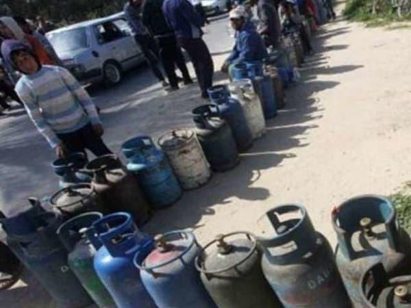 """أزمة الغاز والمازوت تتفاقم بمناطق النظام..ودعم من """"قسد"""""""