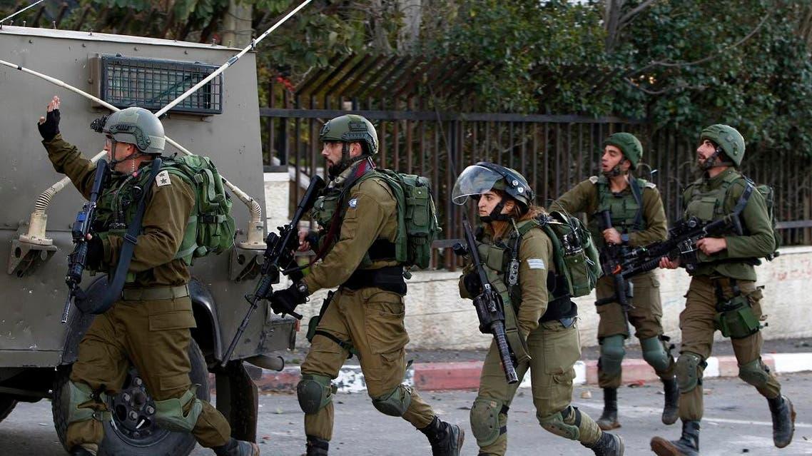 Israeli soldiers (AFP)