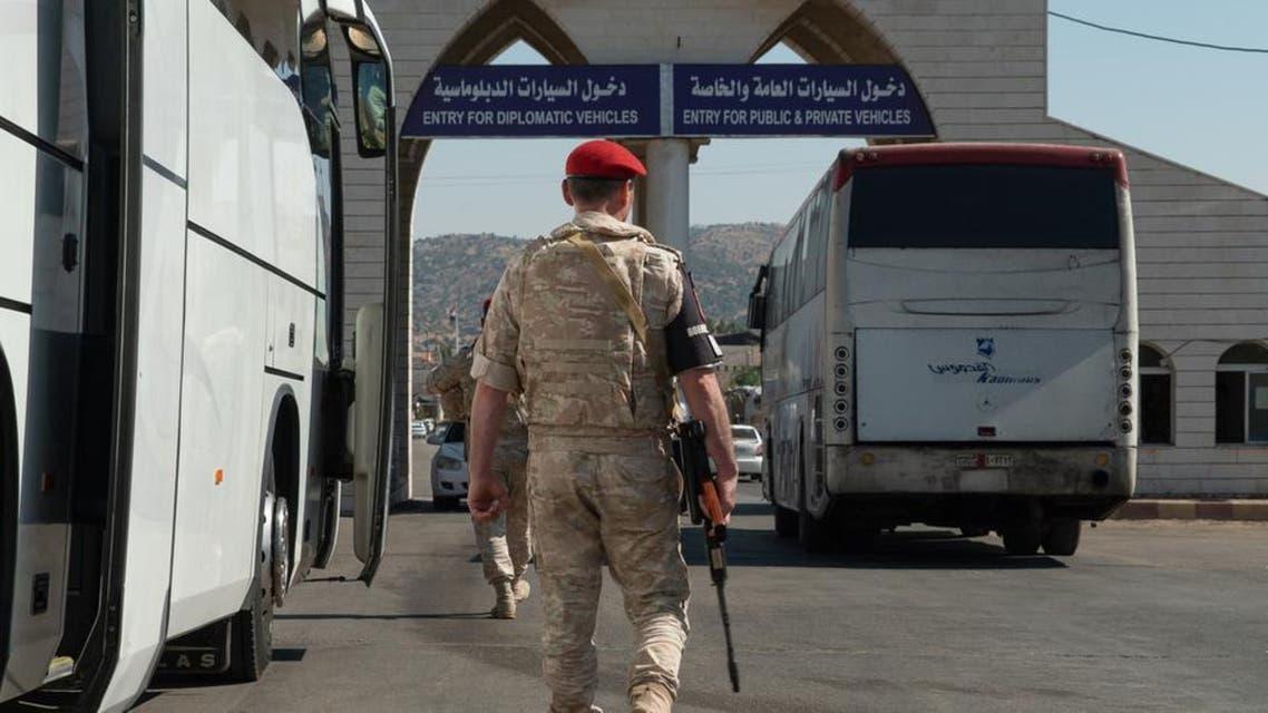 لحدود السورية-اللبنانية