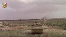 جزیرہ سیناء میں دہشت گردی کی کوشش ناکام، تین حملہ آور ہلاک