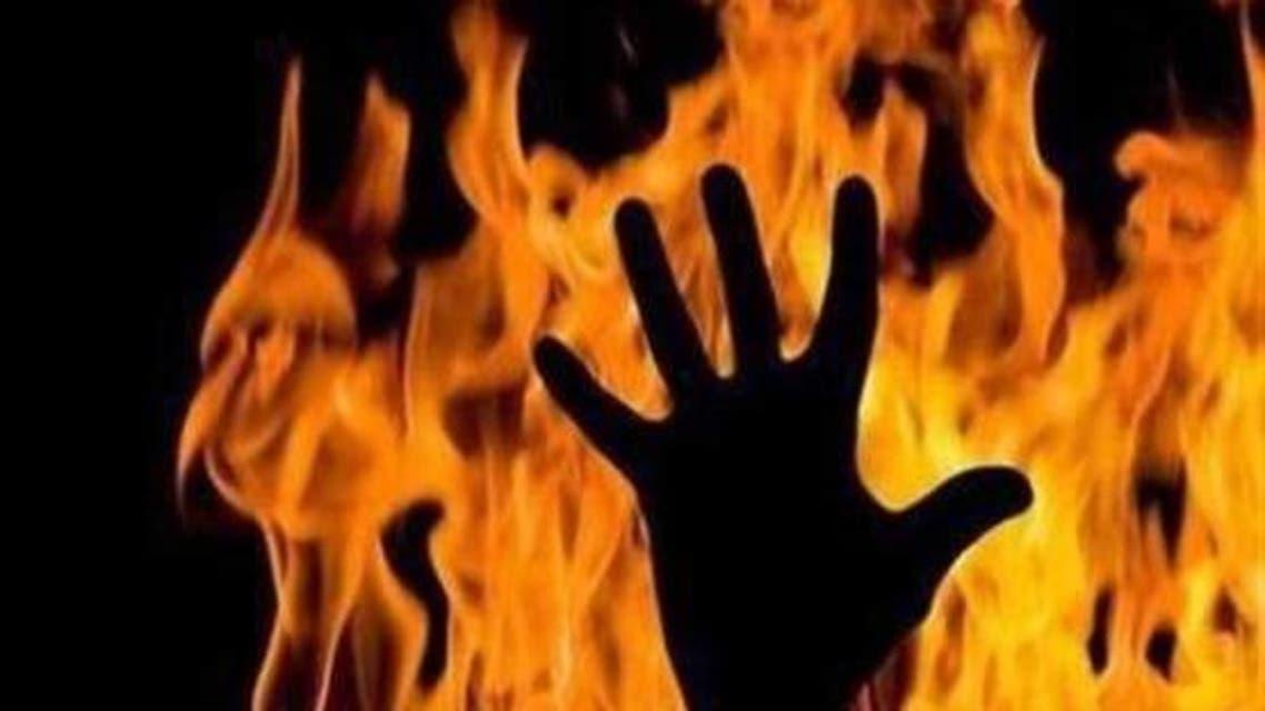 بانویی در ننگرهار شوهر و دخترش را آتش زد