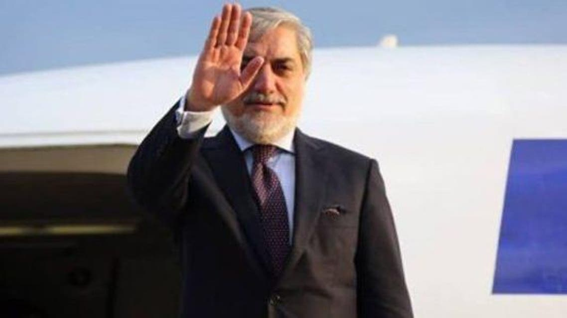 رییس اجرایی افغانستان بمنظور اشتراک در مجمع اقتصادی جهان وارد سویس شد