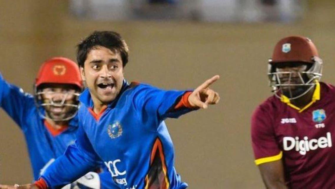 بازیکن تیم ملی کریکت افغانستان جز 11 بازیکن برتر کریکت جهان قرار گرفت