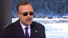 Saudi Aramco CEO: SABIC acquisition perfect for our 'crude to chemical' strategy