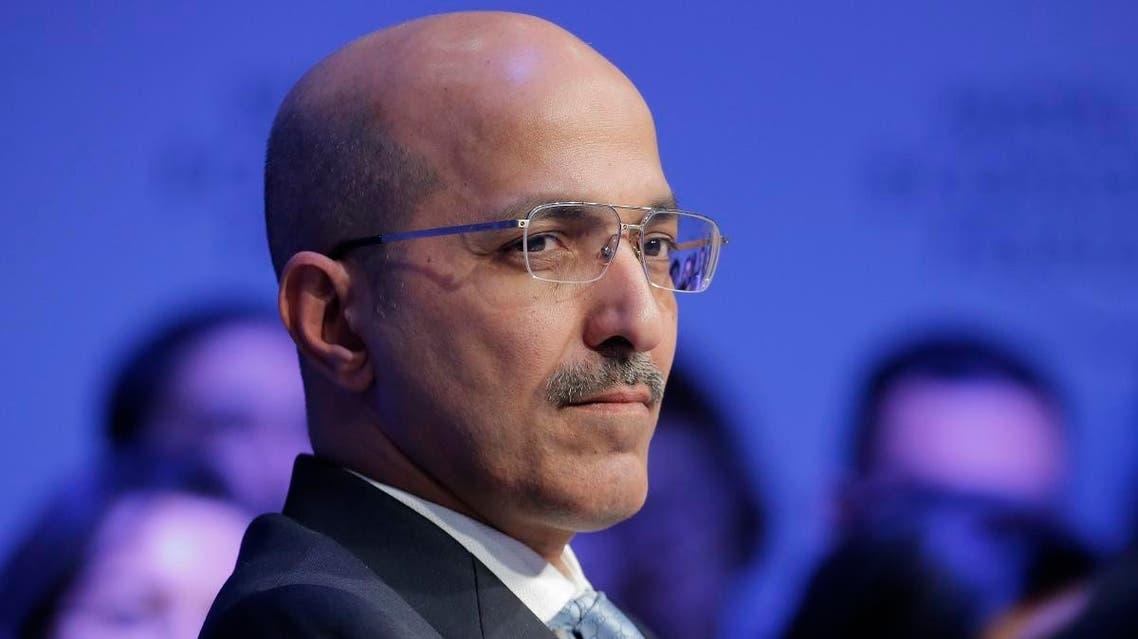 Saudi Finance Minister Mohammed al-Jadaan. (AP)