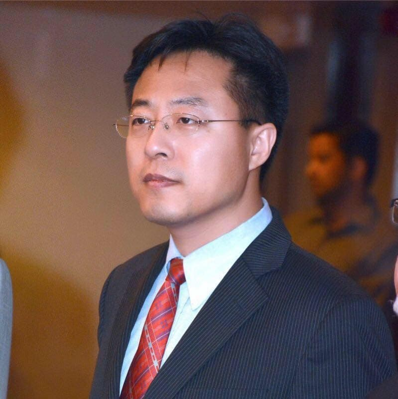 Lijian Zhao, Deputy Chief of Mission at Chinese Embassy in Pakistan, said CPEC was being piloted by Pakistan and China and that other countries are free to join. (Supplied)