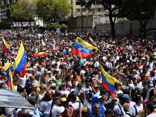 منظمة غير حكومية:26 قتيلا باشتباكات فنزويلا منذ الاثنين