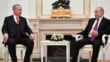 بوتين: حكومة سوريا المستقبلية يجب أن تمثل كافة الجهات