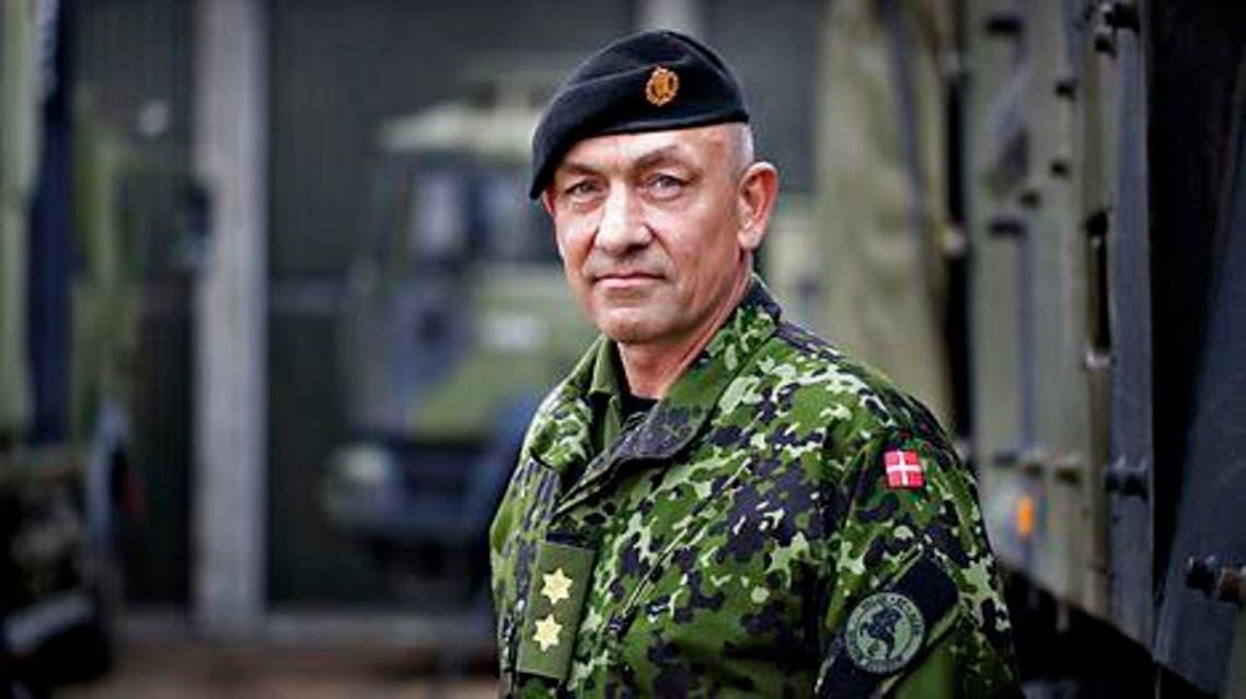 الجنرال الدنماركي، مايكل إنكر لوليسغارد