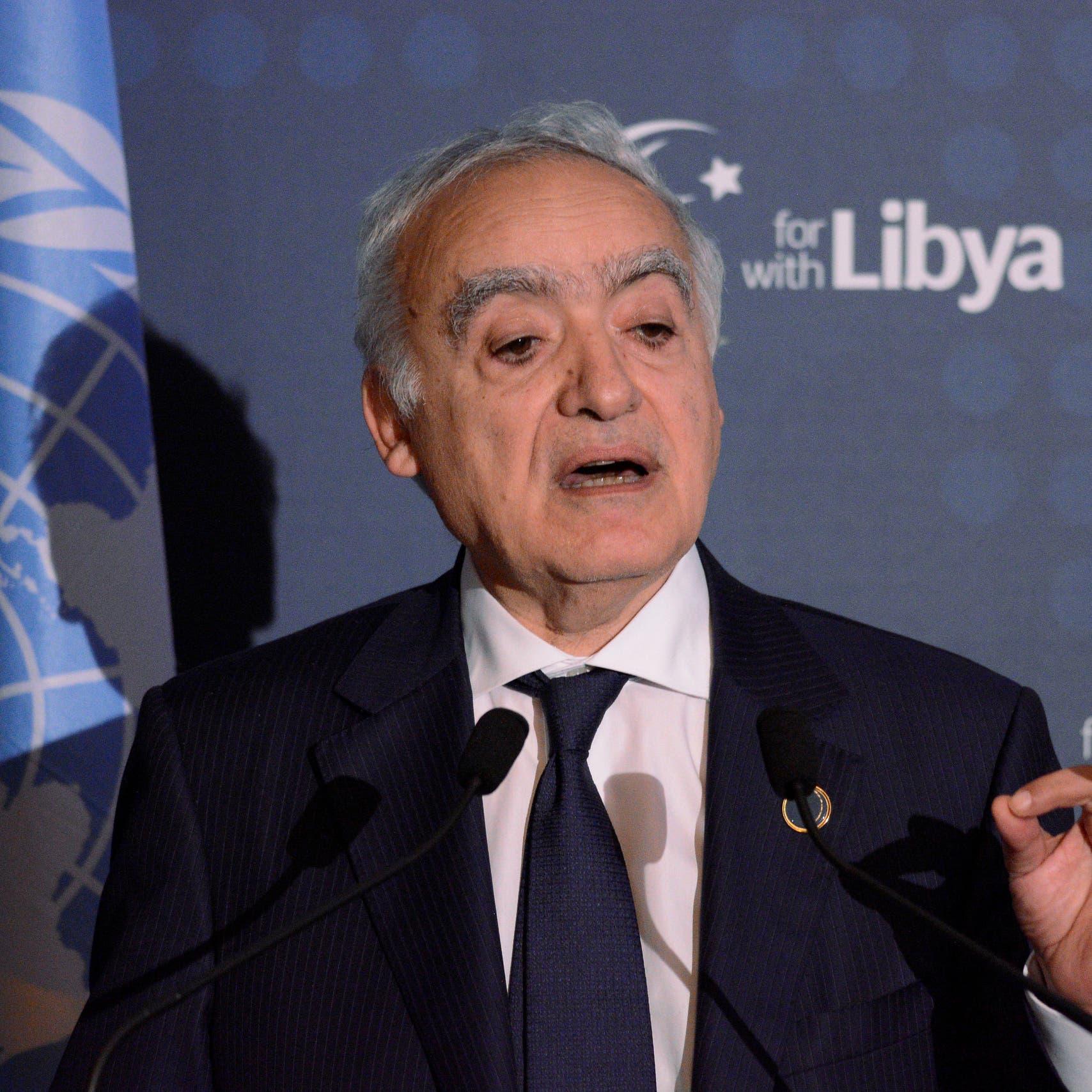 ليبيا.. سجال بين سلامة والسياسيين بسبب الفساد