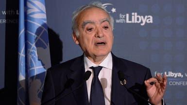 غسان سلامة: طرابلس شهدت ليلة مرعبة جراء القصف