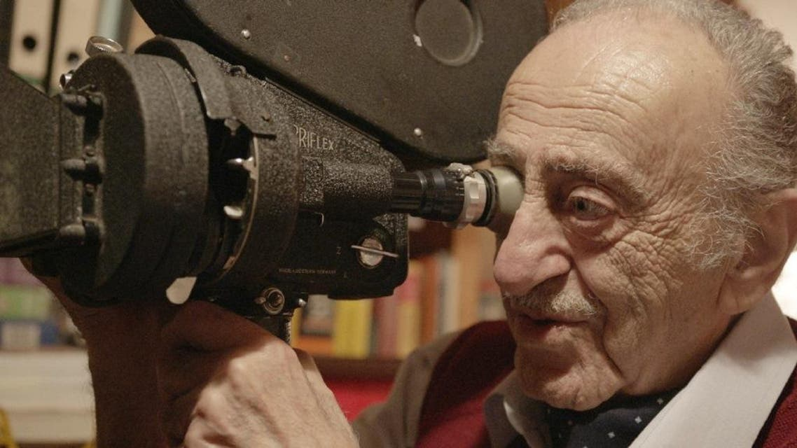 Pioneering Lebanese filmmaker Georges Nasser (Courtesy: NNA)