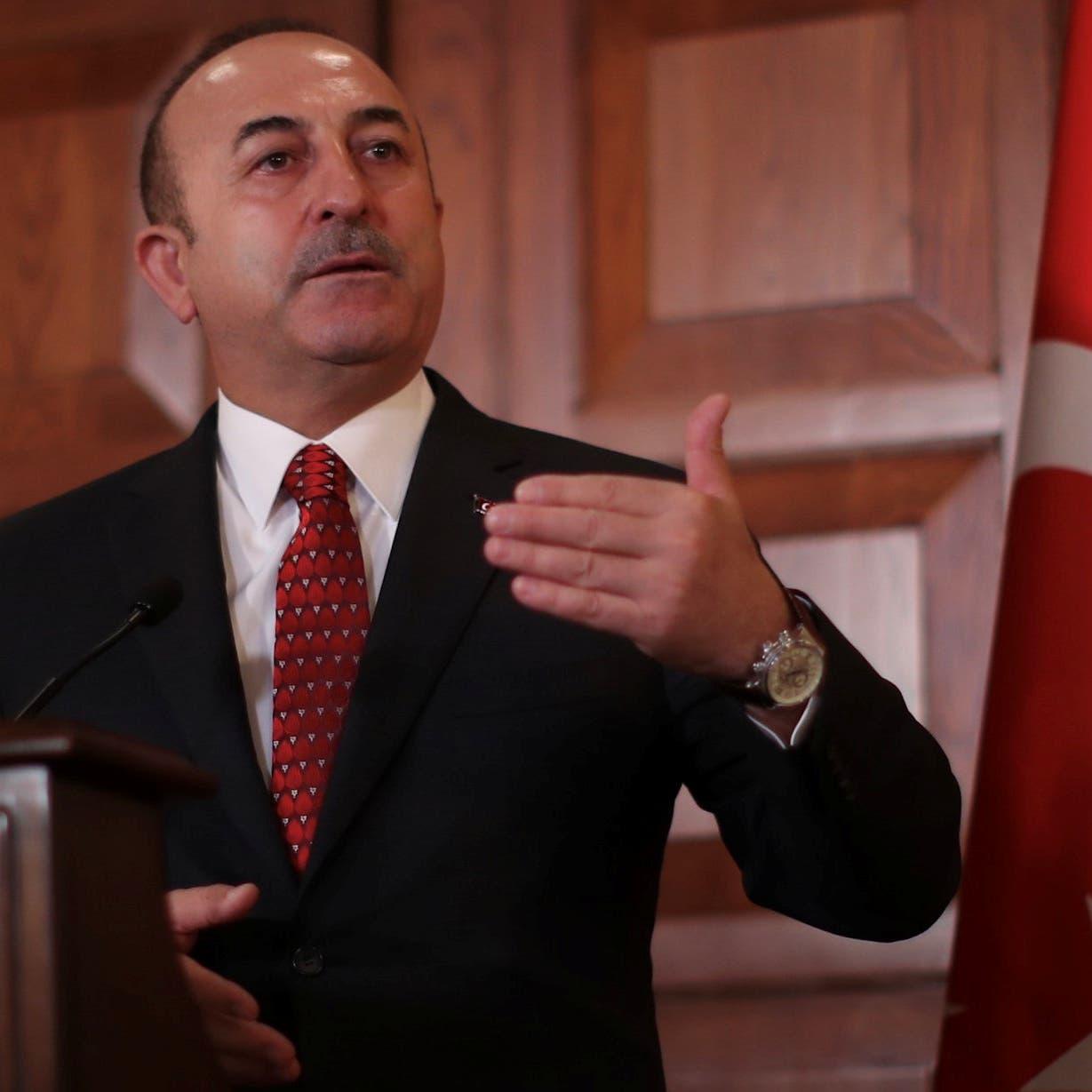وزير خارجية تركيا يقر: وجهنا تحذيراً لمعارضي مصر
