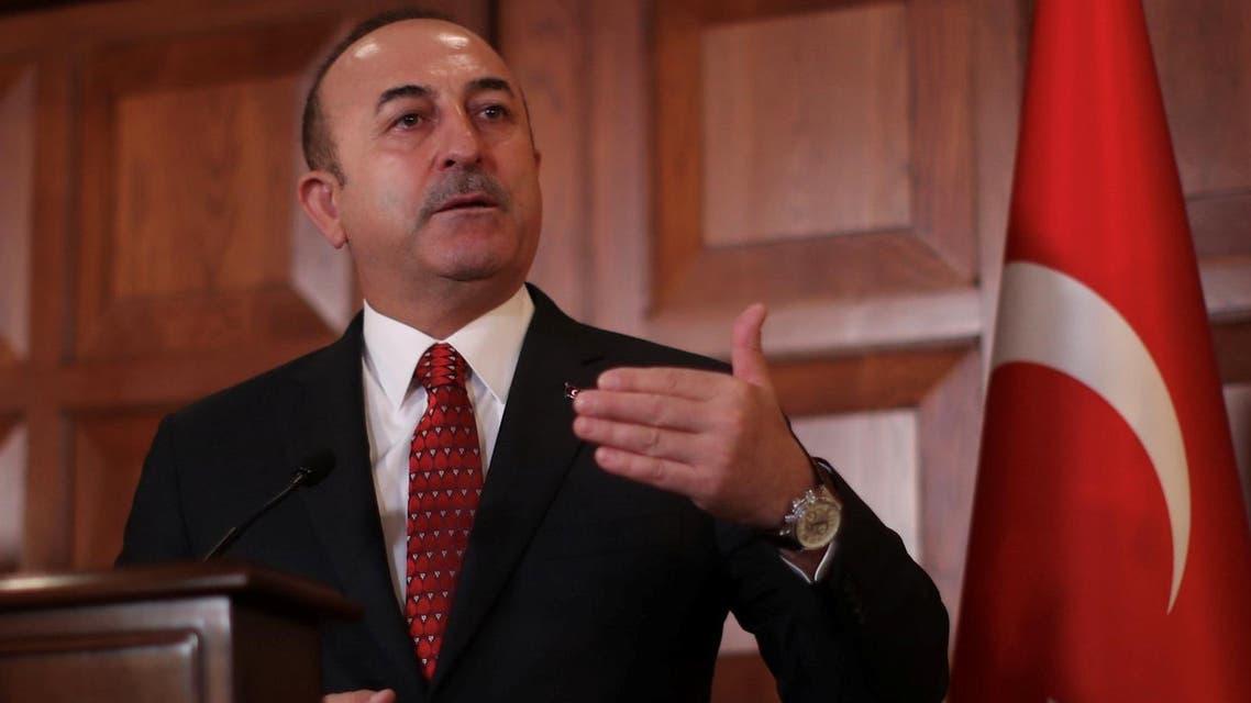 وزير الخارجية التركي مولود جاويش أوغلو (أرشيفية)
