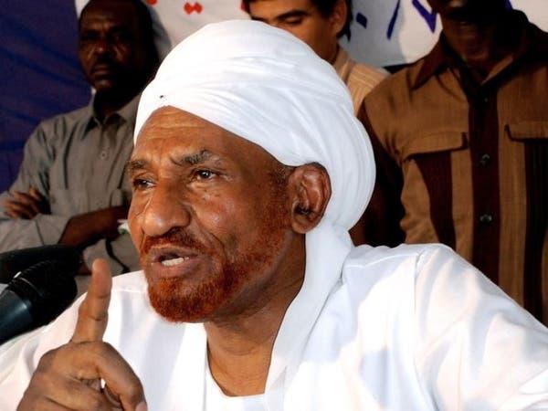 السودان.. المهدي يدعو البشير للاستقالة طواعية
