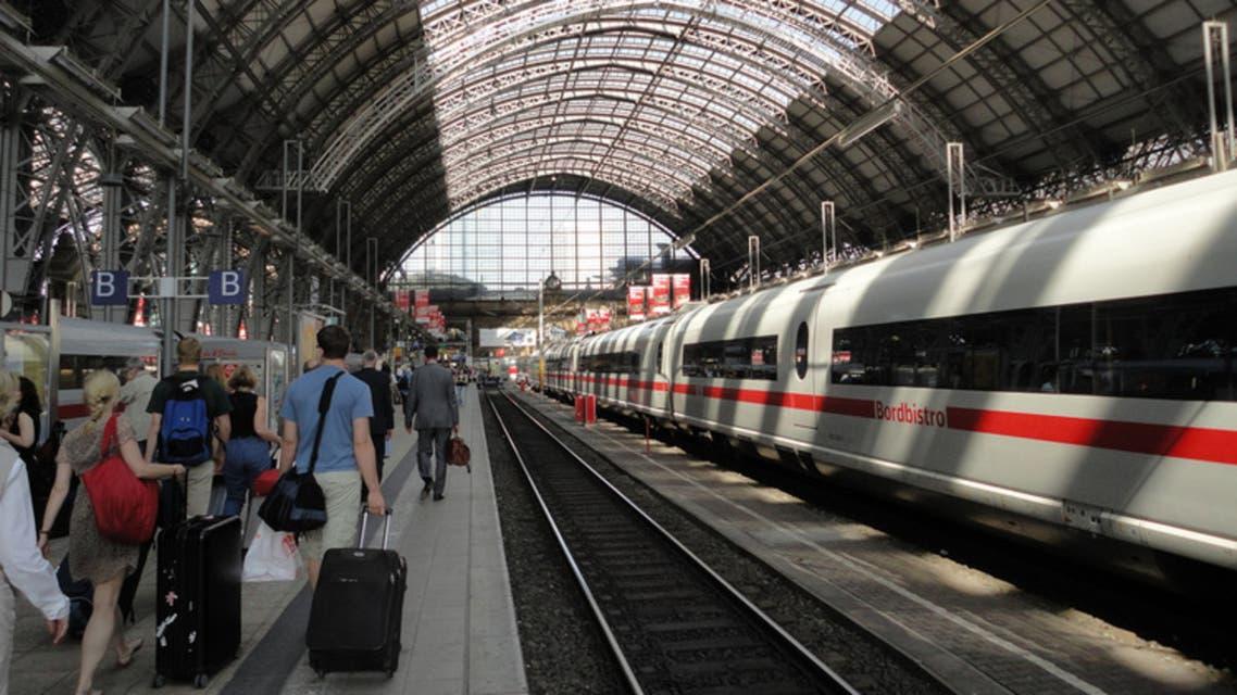 محطة فرانكفورت