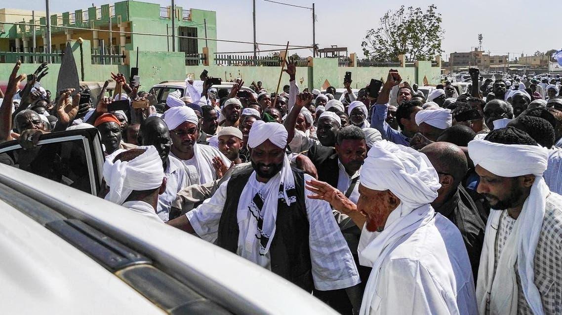 Sudan al mahdi (AFP)