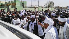 Sudan opposition leader says Bashir 'must leave' as hundreds march