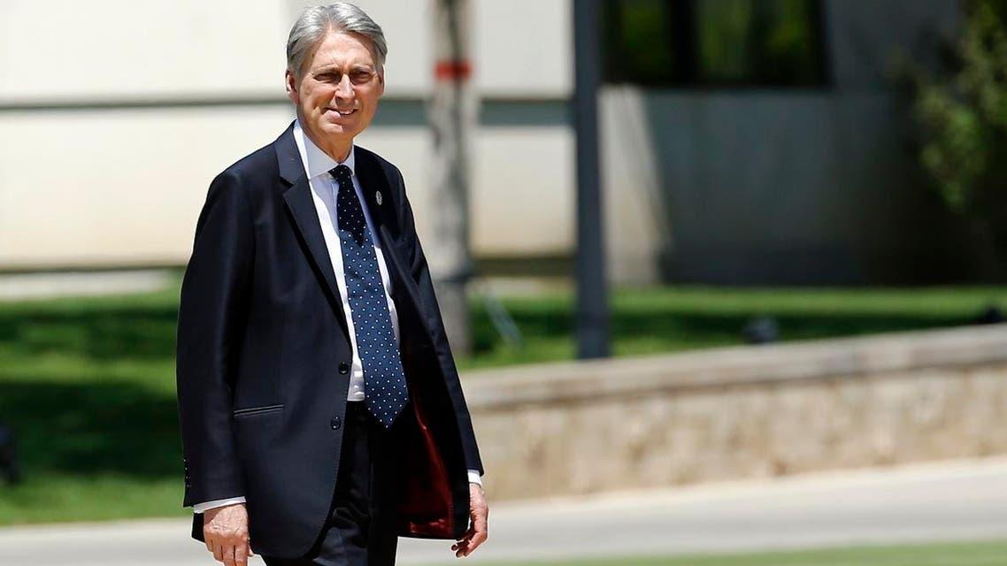 British finance minister Philip Hammond (AFP)