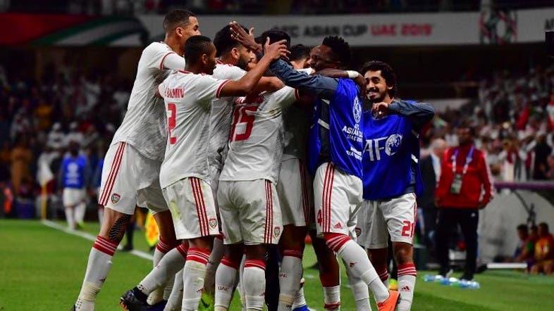 1c25142f9df UAE qualifies for semi-finals in AFC Asian Cup - Al Arabiya English