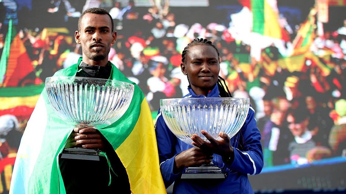 Dubai Marathon 2019 (AFP)