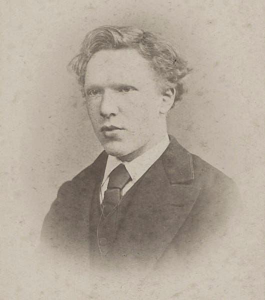 صورة تعود لسنة 1873 لفنسنت فان غوخ