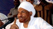 سوڈانی اپوزیشن رہ نما الصادق المہدی نے بھی حکومت کو گھر بھیجنے کی تائید کر دی