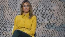 UK's Telegraph pays damages to Melania Trump over false report