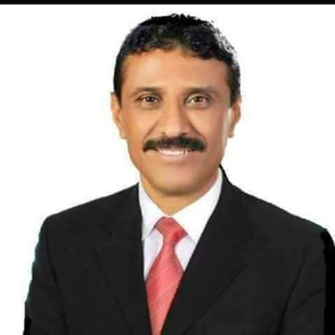 المنشق عن الحوثيين العميد علي هندي