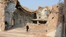 كنائس الموصل تتعرض للنهب..  واتهامات لشركة بريطانية