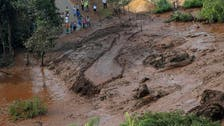 IN PICTURES: Dam with mine waste collapses in Brazil; 84 dead, hundreds missing