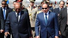 سوڈانی صدر عمر البشیر کا دورۂ مصر ، عبدالفتاح السیسی سے ملاقات