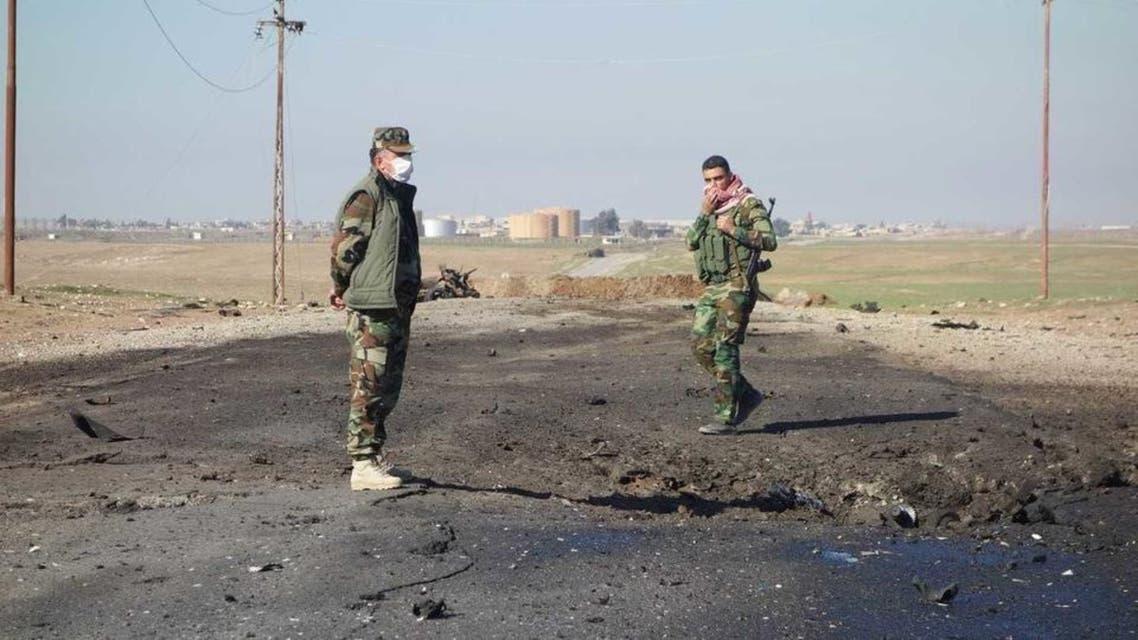 Iraq: Bomb maker