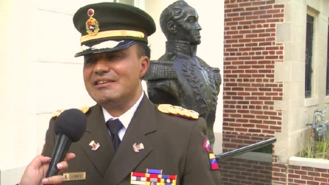 الكولونيل المنشق خوسيه لويس سيلفا