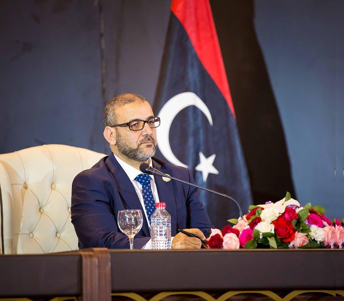خالد المشری