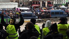 Paris police use tear gas amid array of protests, 'yellow vest' clash fears